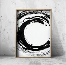 Here Are 14 Examples Of Black And White Abstract Art That May Not Add Color But Will Definitely Style To Your Walls