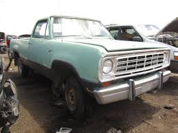 1973 Dodge D-100 Adventurer Pickup - The Truth About Cars