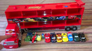 Best Mcqueen Cars 1 2 3 Movie 10 Cars Hauler Talking Mack Truck ... Jual Mainan Mobil Rc Mack Truck Cars Besar Diskon Di Lapak Disney Carbon Racers Launcher Lightning Mcqueen And Transporter Playset Original Pixar Cars2 Toys Turbo Toy Video Review Heavy Cstruction Videos Mattel Dkv55 Protagonists Deluxe Amazoncouk Red Tayo Amazoncom Disneypixar Hauler Carrying Case 15 Charactertheme Toyworld Story Set Radiator Springs Pictures