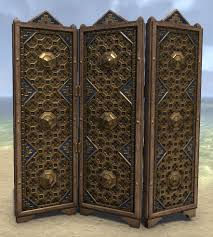 Glass Tile Over Redguard by Eso Fashion Redguard Divider Gilded Elder Scrolls Online