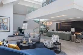 100 Penthouse Duplex Mayfair Apartment Interior