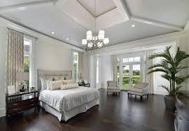 Dark Wood Floors Bedroom Hardwood Traditional White Bedrooms With Grey Walls