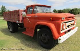 1962 Chevrolet 60 Grain Truck   Item DD5754   SOLD! August 2...