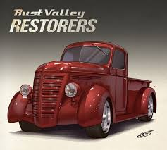 100 1938 International Truck Robert Laszlo Kiss Rust Valley Restorers 06