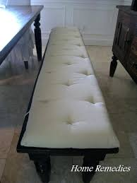 Dining Room Bench Cushions