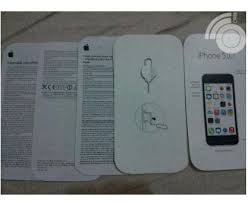 iPhone 5C instruction manual case leaks might reaffirm September
