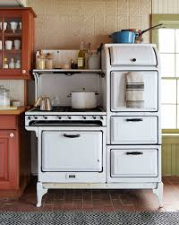 Inspiring Vintage Appliances Stoves At Country Kitchen