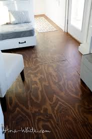 Tiling A Bathroom Floor On Plywood by Best 25 Plywood Subfloor Ideas On Pinterest Painting Plywood