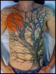 Best 25 Tree Tattoo Back Ideas On Pinterest