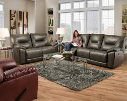 Havertys Sectional Sleeper Sofa by Southern Motion Dynamo Double Reclining Rocking Loveseat With 2