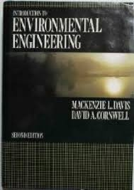 Introduction To Environmental Engineering MCGRAW HILL SERIES Cornwell David ADavis