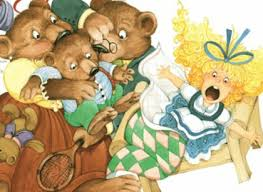 Goldilocks And The Three Bears Movement Story For Children Drama