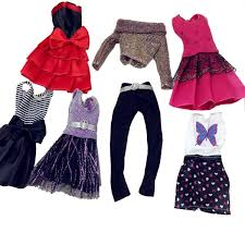 Barbie Fashion Doll Clothing Set