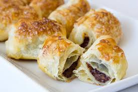 Petits Pains Au Chocolat Mini Chocolate Croissants