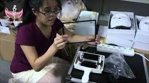 Wood Lamp Examination Diagnosis by Wood Lamp Skin Analyzer Video Tutorial Youtube