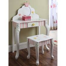 Kidkraft Deluxe Vanity And Chair Set by Bedroom Interior Comely Designs With Vanities For Girls