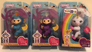 NEW WowWee Fingerlings Monkeys Unicorns Interactive Toys 100 Authentic