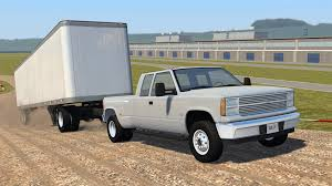 100 Truck Camper Dolly WIP Beta Released Fifth Wheel Trailer BeamNG