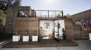 100 Storage Unit Houses Container Home Built Before Your Eyes