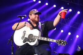 Luke Combs Is Ready To Reflect Over The Holidays