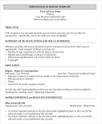 Resume Career Profile Examples Professional Example Change Statement