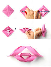 Make 3D Paper Stars From Post It Notes