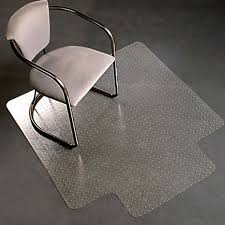 Carpet Chair Mat Walmart by Clear Standard Pile Carpet Protecting Chair Pad Office Computer