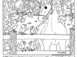 Coloring Pages Printable Hidden Pictures Free With Regard To Christmas 2017