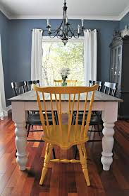 Best 25 Farmhouse Table Legs Ideas Only On Pinterest Kitchen Lovable Black Dining Room DIY