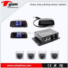 100 Heavy Duty Truck Parking 0435m Detection Range Sensor System With Good