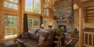 104 Wood Homes Magazine Log Home Living Features Timberhaven Log Home
