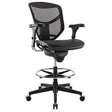 Lexmod Edge Office Drafting Chair by Drafting Chairs At Office Depot