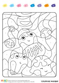 Coloriage Pour Les Enfants Avec Lotarie à Fourrure Image