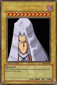 Maximillion Pegasus Deck Duel Links by Maximillion Pegasus Yugioh By Skullskellblink On Deviantart