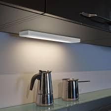 led unterbauleuchte für die küche 34 cm in weiß