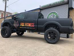 100 Armour Truck Wraps On Twitter Full Truck Wrap For Fox Fitness Tx From