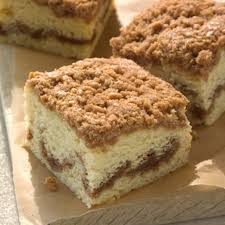 Bisquick Double Streusel Coffee Cake Recipe by Berenice M Key