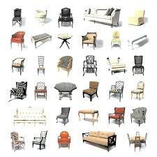 1930s Furniture Style Draper Designs Chairs Dining Room Styles