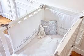 chambre jacadi tour de lit chalet des iles par jacadi