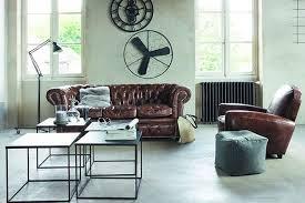 Modern Industrial Rustic Living Room