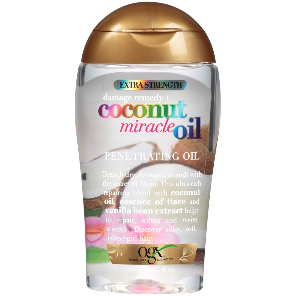Ogx Damage Remedy & Coconut Miracle Oil Penetrating Oil