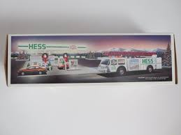 1989 HESS TOY FIRE TRUCK - NEW IN BOX - White With Red Ladder ... 1989 Hess Toy Fire Truck Bank Dual Sound Siren 1500 Pclick Hess Collection Collectors Weekly Fire Truck 1794586572 Toy Tanker New 1999 Amazoncom With Toys Games Brand In Box Never Touched 1395 Custom Hot Wheels Diecast Cars And Trucks Gas Station Hobbies Vans Find Products Online At Christurch Transport Board Wikipedia Monster Truck Uncyclopedia Fandom Powered By Wikia The Best July 2017 Eastern Iowa Farm Colctables Olo 2
