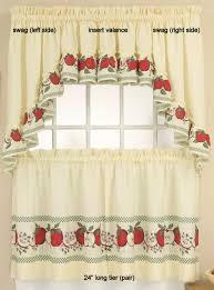 Annas Linens Curtain Panels by Best Of Anna Linens Kitchen Curtains Taste