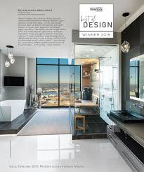 100 Modern Luxury Design Bloodfire Studios Client HanStone Quartz Best In 2019