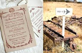 Cheap Country Wedding Invitations Rustic Plus Unique