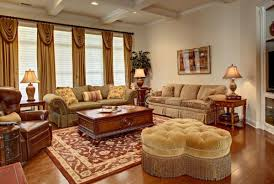 Traditional Living Room Decorating Ideas View In Gallery A Clean Elegant And Classical With Turquoise Accents