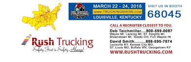 Rush Trucking On Twitter: