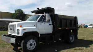 100 Single Axle Dump Trucks For Sale 1991 Chevrolet Kodiak Truck W Cat 3116 Turbo Dsl
