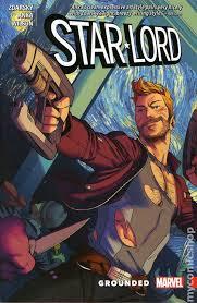 Star Lord TPB 2017 Marvel Comic Books