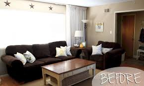Dark Brown Leather Couch Living Room Ideas by Dark Brown Living Room Ideas Home Design
